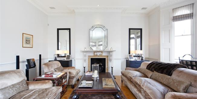 £5,611  per Calendar Month (Calculated), 2 Bedroom Flat To Rent in London, W8