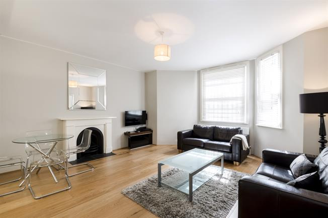 £8,016  per Calendar Month (Calculated), 1 Bedroom Apartment To Rent in London, SW7