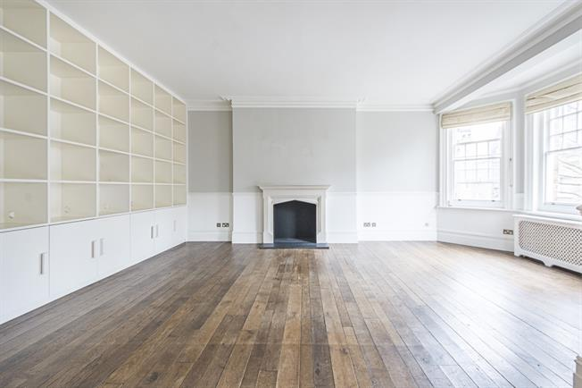 £8,016  per Calendar Month (Calculated), 4 Bedroom Flat To Rent in London, W8