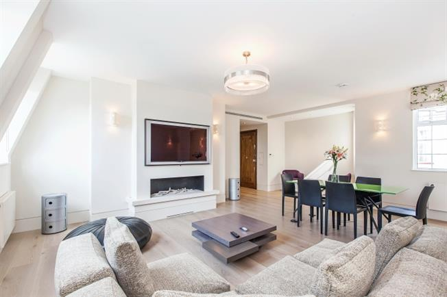 £8,016  per Calendar Month (Calculated), 3 Bedroom Penthouse To Rent in London, W14