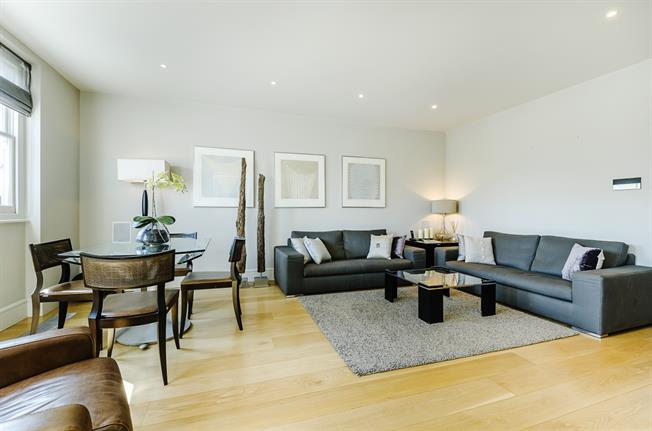 £6,933  per Calendar Month (Calculated), 2 Bedroom Apartment To Rent in London, SW7