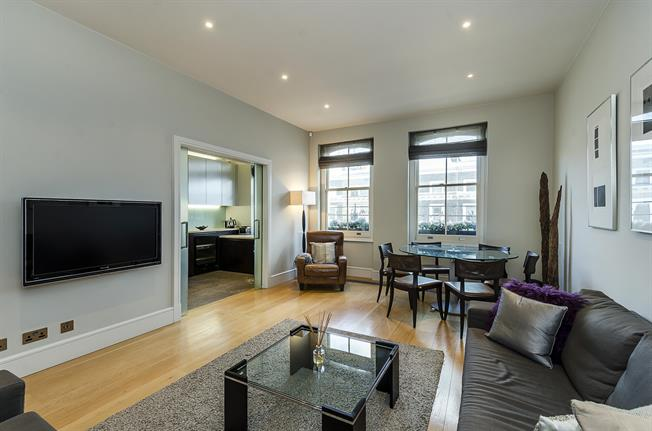 £7,150  per Calendar Month (Calculated), 2 Bedroom Apartment To Rent in London, SW7