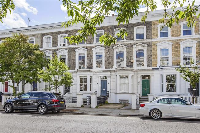 £12,783  per Calendar Month (Calculated), 5 Bedroom House To Rent in London, W8