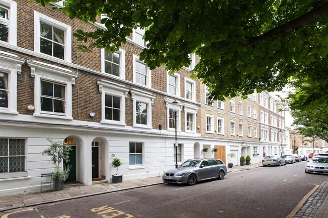 £11,700  per Calendar Month (Calculated), 5 Bedroom House To Rent in London, W8