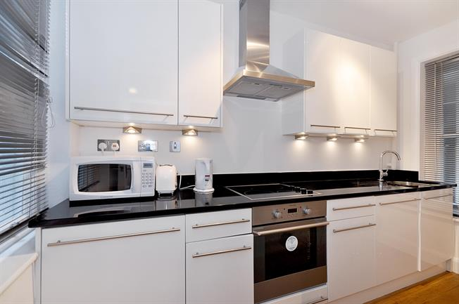 £1,516  per Calendar Month (Calculated), Apartment To Rent in London, W8