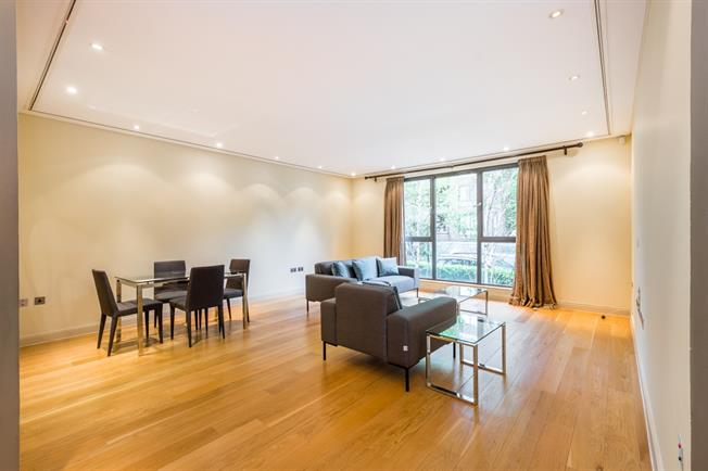 £4,766  per Calendar Month (Calculated), 2 Bedroom Apartment To Rent in London, W8