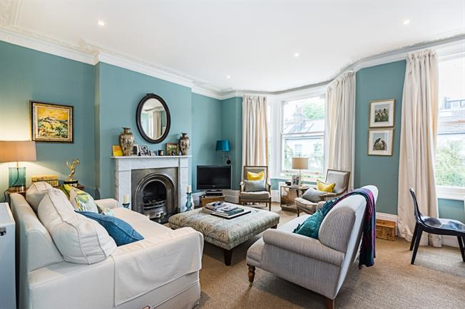 £5,611  per Calendar Month (Calculated), 5 Bedroom Terraced House To Rent in London, W14