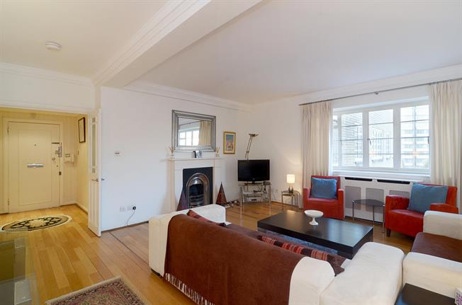 £5,633  per Calendar Month (Calculated), 2 Bedroom Apartment To Rent in London, W8
