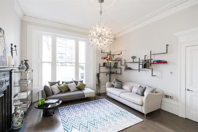 £30,116  per Calendar Month (Calculated), 5 Bedroom House To Rent in London, W8