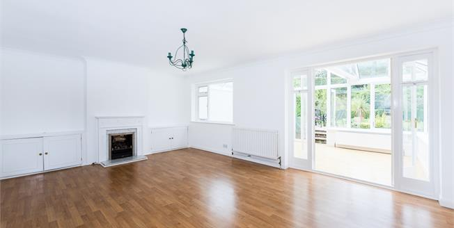 £3,600 per Calendar Month, 5 Bedroom Detached House To Rent in Kingston upon Thames, KT2