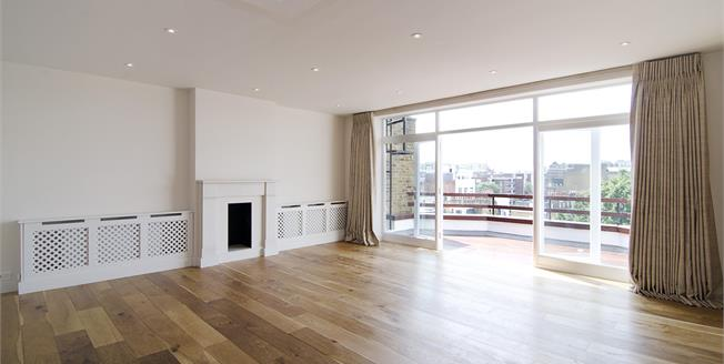 £11,266  per Calendar Month (Calculated), 3 Bedroom Apartment To Rent in London, SW1X