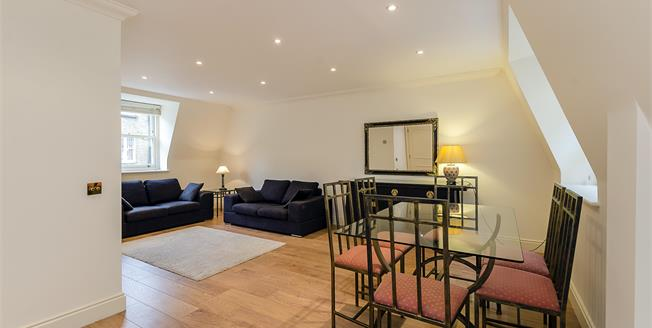 £3,250  per Calendar Month (Calculated), 2 Bedroom Apartment To Rent in London, SW7