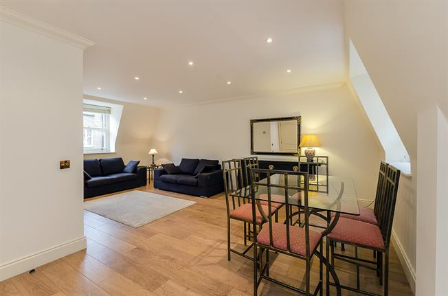 £2,816  per Calendar Month (Calculated), 2 Bedroom Apartment To Rent in London, SW7