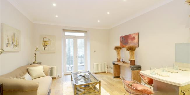 £2,860  per Calendar Month (Calculated), 1 Bedroom Apartment To Rent in London, SW7