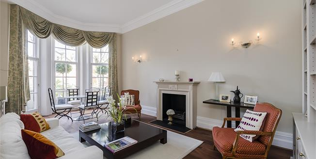 £6,500  per Calendar Month (Calculated), 2 Bedroom Flat To Rent in London, SW3