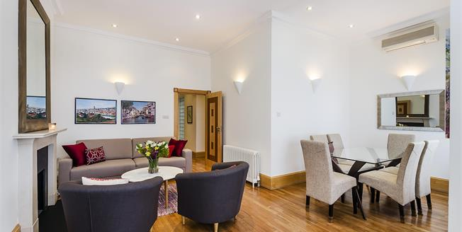 £3,531  per Calendar Month (Calculated), 1 Bedroom Apartment To Rent in London, SW3