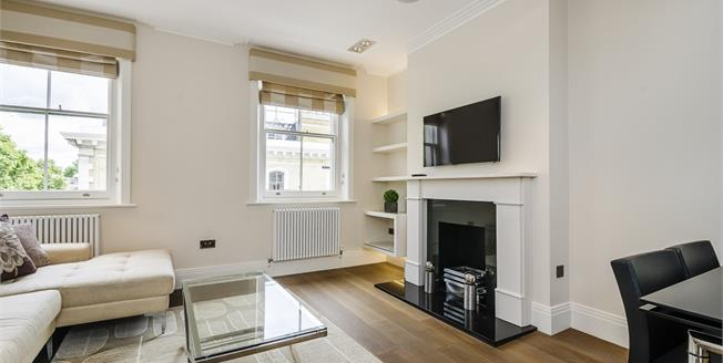 £3,791  per Calendar Month (Calculated), 2 Bedroom Flat To Rent in London, SW7