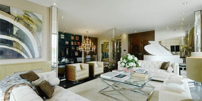 £173,333  per Calendar Month (Calculated), 6 Bedroom Penthouse To Rent in London, SW1X