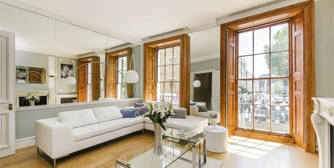 £41,166  per Calendar Month (Calculated), 5 Bedroom Town House To Rent in London, SW7