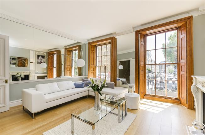 £34,666  per Calendar Month (Calculated), 5 Bedroom Town House To Rent in London, SW7