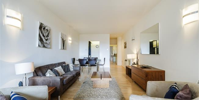 £2,275  per Calendar Month (Calculated), 2 Bedroom Apartment To Rent in London, SW7