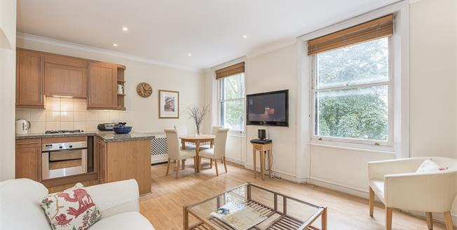 £2,448  per Calendar Month (Calculated), 1 Bedroom Flat To Rent in London, SW3
