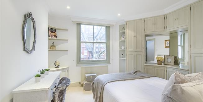 £1,711  per Calendar Month (Calculated), Flat To Rent in London, SW3