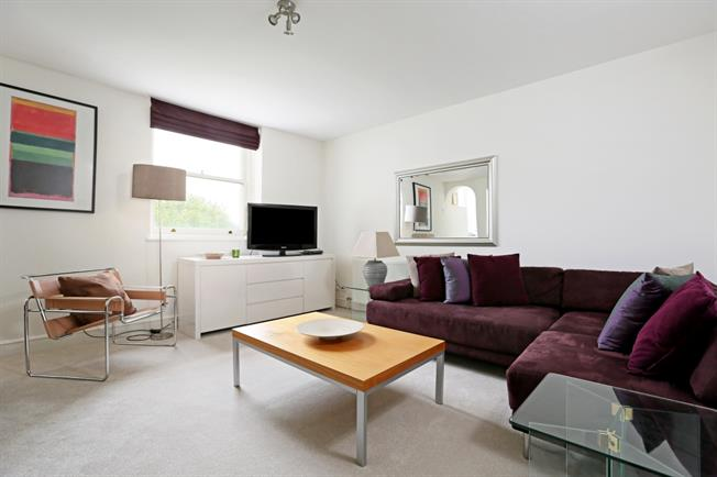 £2,903  per Calendar Month (Calculated), 2 Bedroom Apartment To Rent in London, SW5