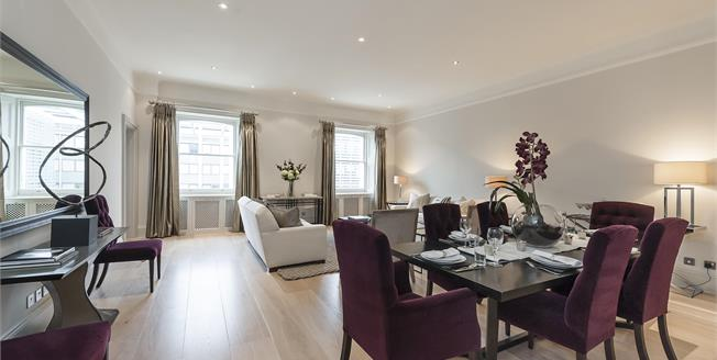 £19,500  per Calendar Month (Calculated), 3 Bedroom Flat To Rent in London, SW7