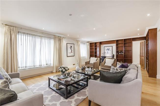 £13,000  per Calendar Month (Calculated), 3 Bedroom Flat To Rent in London, SW7