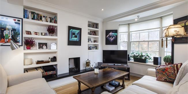 £9,750  per Calendar Month (Calculated), 4 Bedroom House To Rent in London, SW7