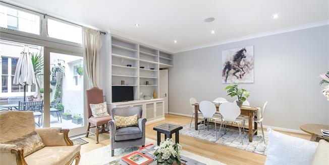 £3,683  per Calendar Month (Calculated), 1 Bedroom Flat To Rent in London, SW7