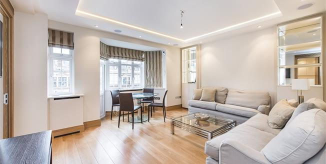 £7,583  per Calendar Month (Calculated), 3 Bedroom Flat To Rent in London, SW3