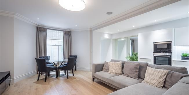 £2,145  per Calendar Month (Calculated), Flat To Rent in London, SW7