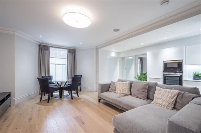 £1,950  per Calendar Month (Calculated), Flat To Rent in London, SW7