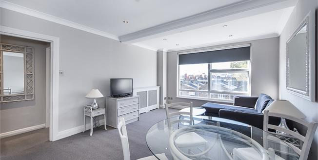 £1,993  per Calendar Month (Calculated), 1 Bedroom Apartment To Rent in London, SW3