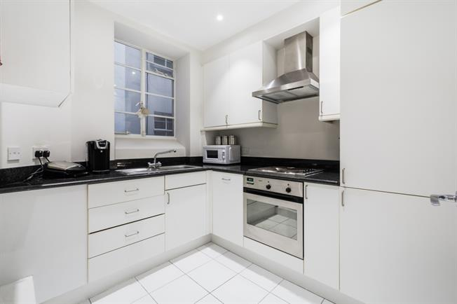 £3,445  per Calendar Month (Calculated), 2 Bedroom Apartment To Rent in London, SW3