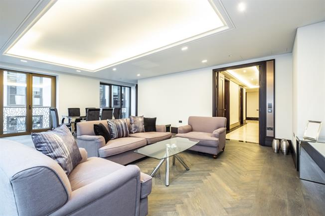 £30,333  per Calendar Month (Calculated), 2 Bedroom Apartment To Rent in London, W1J