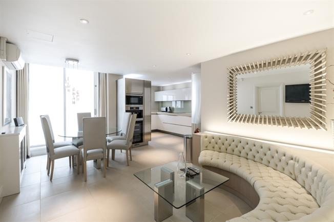 £12,133  per Calendar Month (Calculated), 4 Bedroom Apartment To Rent in London, W1K