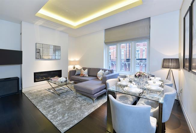 £9,100  per Calendar Month (Calculated), 2 Bedroom Apartment To Rent in London, W1K