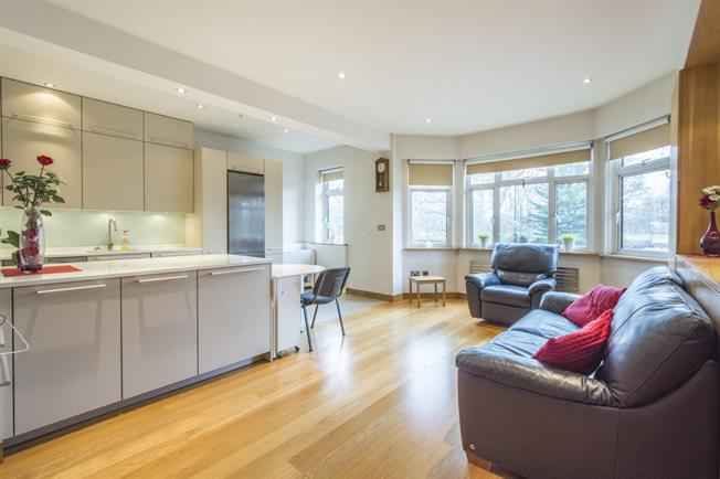 £3,011  per Calendar Month (Calculated), 1 Bedroom Apartment To Rent in London, SW7