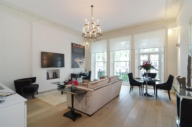 £4,311  per Calendar Month (Calculated), 1 Bedroom Apartment To Rent in London, SW7