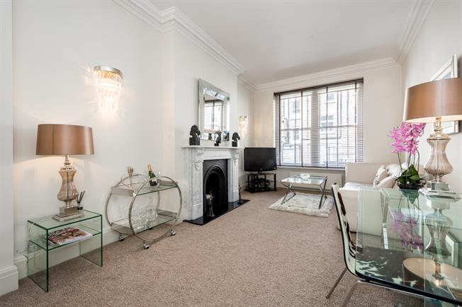£5,178  per Calendar Month (Calculated), 2 Bedroom Flat To Rent in London, SW3