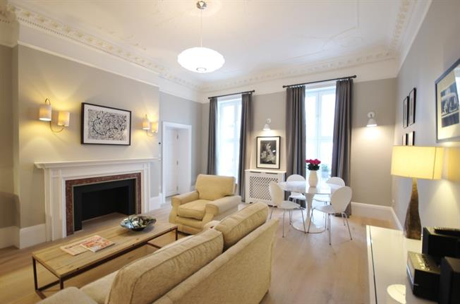 £7,583  per Calendar Month (Calculated), 1 Bedroom Flat To Rent in London, W1J