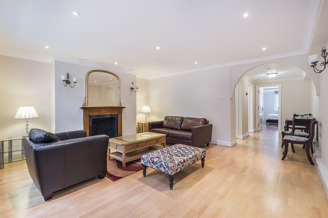 £2,383  per Calendar Month (Calculated), 1 Bedroom Apartment To Rent in London, SW3