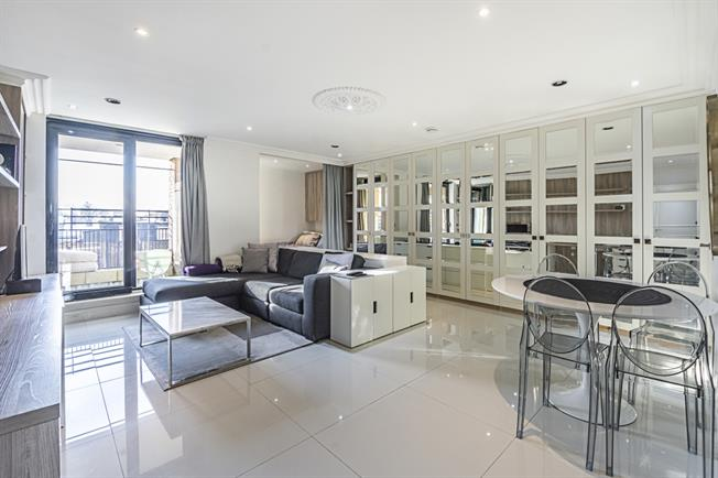 £2,210  per Calendar Month (Calculated), Flat To Rent in London, SW7