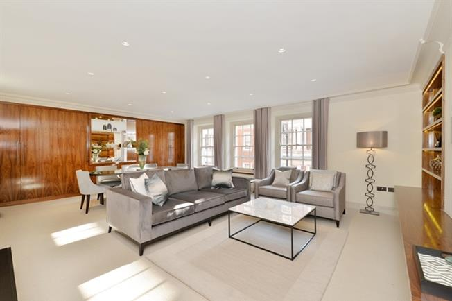 £6,283  per Calendar Month (Calculated), 2 Bedroom Apartment To Rent in London, W1K