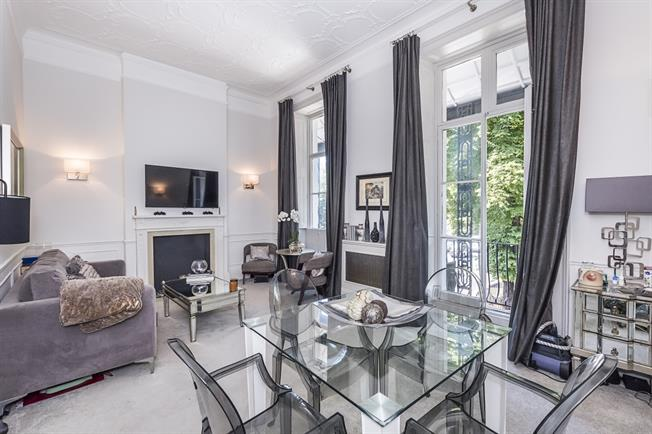 £3,445  per Calendar Month (Calculated), 1 Bedroom Flat To Rent in London, SW1X