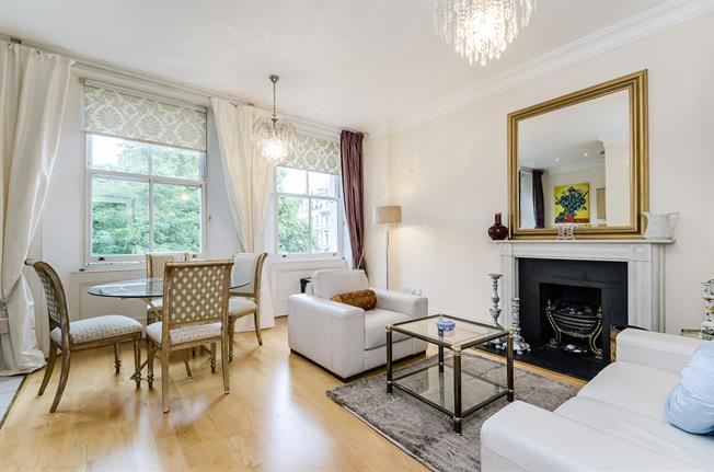 £3,878  per Calendar Month (Calculated), 2 Bedroom Flat To Rent in London, SW7