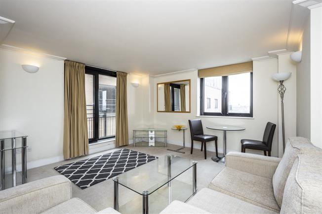 £1,950  per Calendar Month (Calculated), 1 Bedroom Apartment To Rent in London, SW7